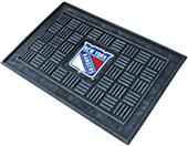 Fan Mats NHL New York Rangers Door Mats