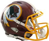 NFL Redskins On-Field Full Size Helmet (Speed)