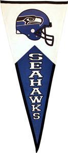 Winning Streak NFL Seattle Seahawks Pennant