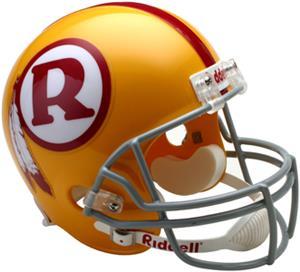 NFL Redskins Deluxe Replica Full Size Helmet (TB)
