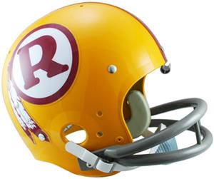 NFL Redskins (70-71) Replica TK Suspension Helmet