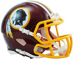 NFL Washington Redskins Speed Mini Helmet