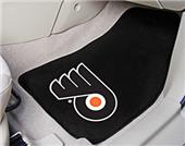 Fan Mats NHL Philadelphia Flyers Car Mats (set)