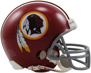NFL Redskins (72-77) Mini Helmet (Replica)