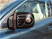 Fan Mats NHL Philadelphia Flyers Sml Mirror Covers