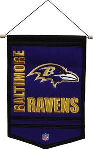 Winning Streak NFL Baltimore Ravens Banner