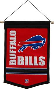 Winning Streak NFL Buffalo Bills Traditions Banner