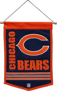 Winning Streak NFL Chicago Bears Traditions Banner
