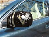 Fan Mats NHL Pittsburgh Penguins Sml Mirror Covers