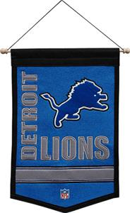 Winning Streak NFL Detroit Lions Traditions Banner