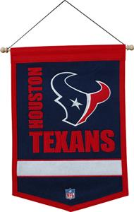 Winning Streak NFL Houston Texans Banner
