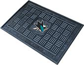 Fan Mats NHL San Jose Sharks Door Mats
