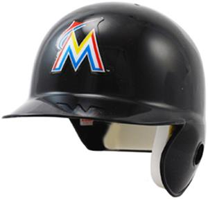 MLB Miami Marlins Dodgers Mini Helmet (Replica)