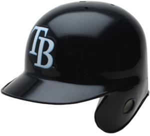 MLB Tampa Bay Rays Mini Helmet (Replica)