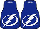 Fan Mats NHL Tampa Bay Lightning Car Mats (set)