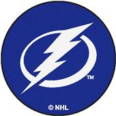 Fan Mats NHL Tampa Bay Lightning Puck Mats