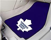 Fan Mats NHL Toronto Maple Leafs Car Mats (set)