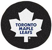Fan Mats NHL Toronto Maple Leafs Puck Mats
