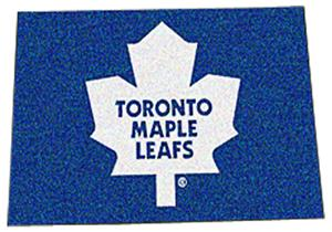 Fan Mats NHL Toronto Maple Leafs Starter Mats