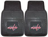 Fan Mats NHL Washington Capitals Car Mats (set)