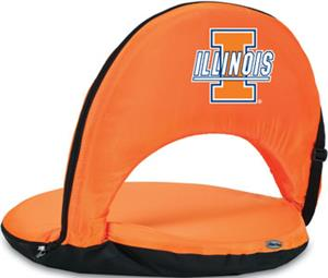 Picnic Time University of Illinois Oniva Seat