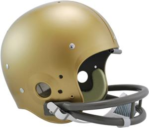 NCAA Notre Dame (60-62) TK Suspension Helmet (TB)