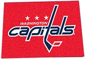 Fan Mats NHL Washington Capitals Starter Mats