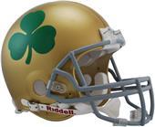 NCAA Notre Dame Shamrock Full Size Helmet (VSR4)