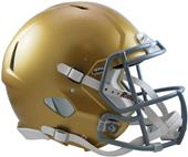 NCAA Notre Dame Full Size Speed Authentic Helmet