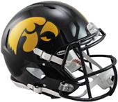 NCAA Iowa Full Size Speed Authentic Helmet