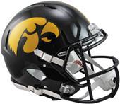 NCAA Iowa Full Size Speed Authentic Helmet