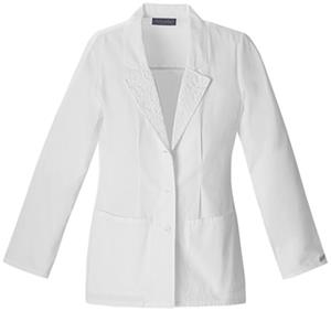 Baby Phat Women&#39;s Embroidered Lab Coat