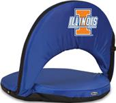 Picnic Time University of Illinois Oniva Seat