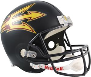 NCAA Arizona State Black Deluxe Replica Helmet