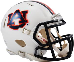NCAA Auburn Speed Mini Helmet