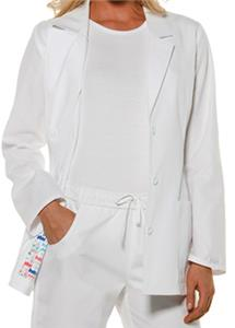 Baby Phat Women's Slim Fit Lab Coat