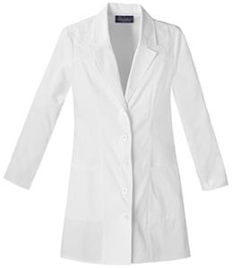 Baby Phat Women's Notched Lapel Lab Coat