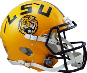 NCAA LSU Full Size Speed Authentic Helmet