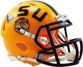 NCAA Louisiana State Speed Mini Helmet