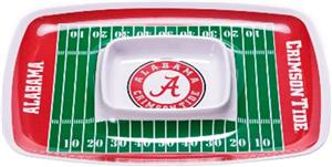 COLLEGIATE Alabama Chips & Dip Tray (Set of 6)