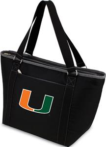 Picnic Time University of Miami Topanga Tote