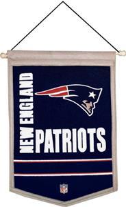 Winning Streak NFL New England Patriots Banner