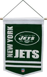 Winning Streak NFL New York Jets Traditions Banner