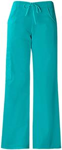 Baby Phat Petite Women&#39;s &quot;The Pant&quot;  Scrubs Pant