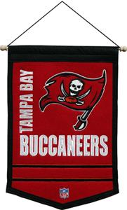 Winning Streak NFL Tampa Bay Buccaneers Banner