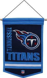 Winning Streak NFL Tennessee Titans Banner