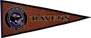 Winning Streak NFL Baltimore Ravens Pennant