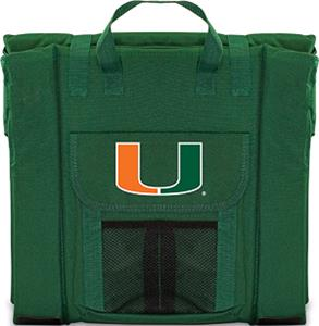 Picnic Time University of Miami Stadium Seat