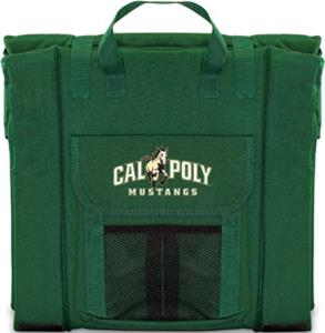 Picnic Time Cal Poly Mustangs Stadium Seat