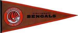 Winning Streak NFL Cincinnati Bengals Pennant